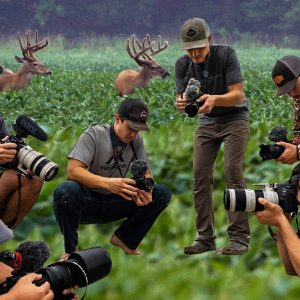 Meet The Interns, Filming And Editing Competition | Midwest Whitetail